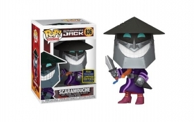 Samurai Jack Scaramouche Summer Convention 2020 Funko POP Figure