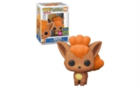 Pokemon Vulpix Flocked Summer