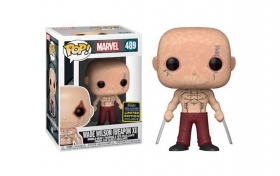 Marvel Wade Wilson Summer Convention 2020 Funko POP Figure