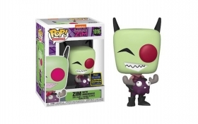 Invader Zim with Minimoose Summer Convention 2020 Funko POP Figure