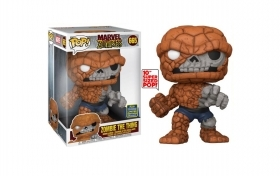"Marvel Zombie The Thing 10"" Summer Convention 2020 Funko POP Figure"