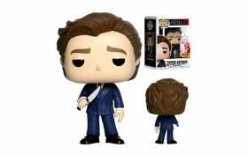 American Psycho Patrick Bateman Hot Topic 943 Funko POP Vinyl Figure