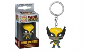 Marvel Zombies Zombie Wolverin