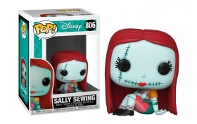 Disney Nightmare Before Christmas Sally Sewing 806 Funko POP Vinyl Figure
