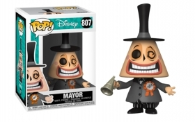 Disney Nightmare Before Christmas Mayor 807 Funko POP Vinyl Figure