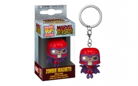 Marvel Zombies Zombie Magneto Funko Pocket POP Keychains