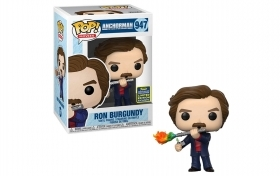 Anchorman Ron Burgundy Summer Convenion 2020 947 Funko POP Vinyl Figure