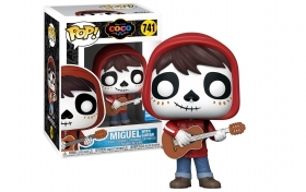Disney Coco Miguel with Guitar Wondercon 741 Funko POP Vinyl Figure