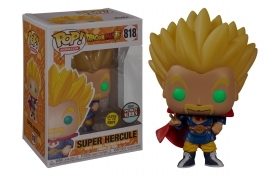 Dragon Ball Super Hercule GITD 818 Funko POP Vinyl Figure