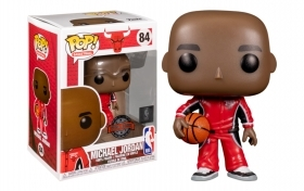 NBA Michael Jordan Warm Up Suit 84 Funko POP Vinyl Figure