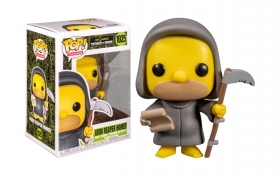 The Simpsons Treehouse of Horror Grim Reaper Homer 1025 Funko POP Vinyl Figure