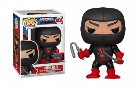 Masters of the Universe Ninjor Fall Convention 2020 1036 Funko POP Figure