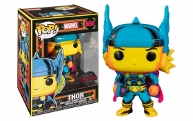 Marvel Thor Black Light 650 Fu