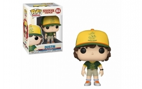 Stranger Things 3 Dustin 804 Funko POP Vinyl Figure