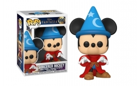 Disney Fantasia Sorcerer Mickey 990 Funko POP Vinyl Figure