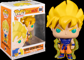 Dragon Ball Z Super Saiyan Goku First Appearance 860 Funko POP Vinyl Figure