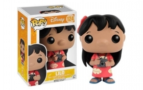 Disney Lilo and Stich Lilo 124 Funko POP Vinyl Figure