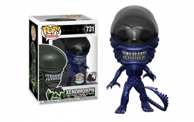 Alien 40th Anniversary Xenomorph Metallic Specialty Serie Funko POP Vinyl Figure