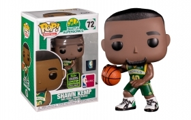 NBA Seattle Supersonic Shawn Kemp Spring Convention 2020 Funko POP Vinyl Figure
