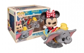 Disney 65th Anniversary Minnie Mouse with Dumbo 92 Funko POP Vinyl Figure
