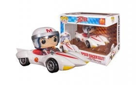 Speed Racer Racer with the Mack 5 75 Funko POP Vinyl Figure