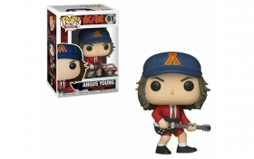 Ac/Dc Angus Young 91 Funko POP Vinyl Figure