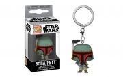 Star Wars Boba Fett Funko Pocket POP Keychain