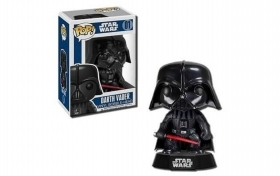 Star Wars Darth Vader 01 Blue Box Funko POP Vinyl Figure