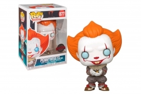 IT Pennywise with Bug GITD 877 Funk